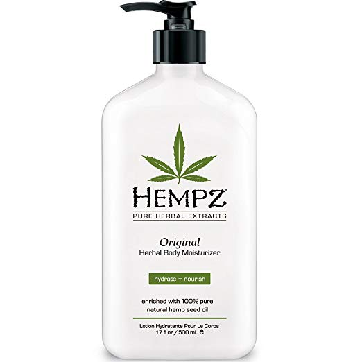 Photo of Hemp Seed Oil in Lotion:  The Beautiful Benefits