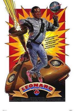 Film poster forLeonard Part 6