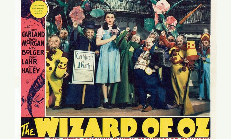 Photo of The Wizard of Oz Promotion Machine: MGM's Media Promotion Tornado