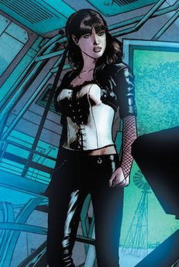 Zatanna Zatara Comic Series Journey