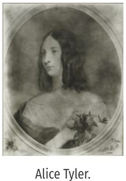 portrait of Alice Tyler Denison