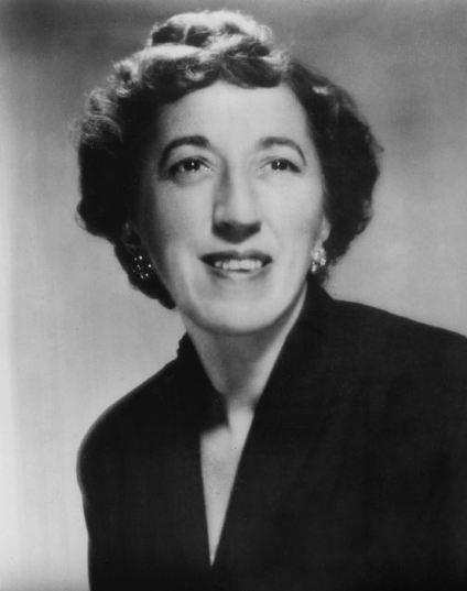Black and white photograph of Margaret Hamilton