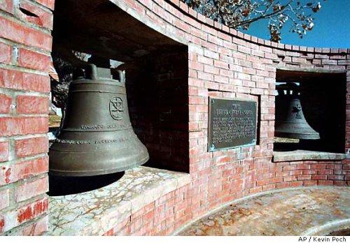Balangiga bells at Warren AFB