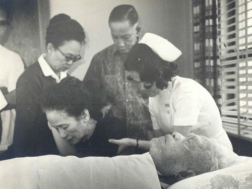 Death of Emilio Aguinaldo