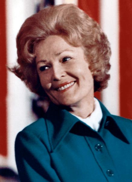 Portrait of the Pat Nixon