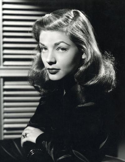 Lauren Bacall in 1945