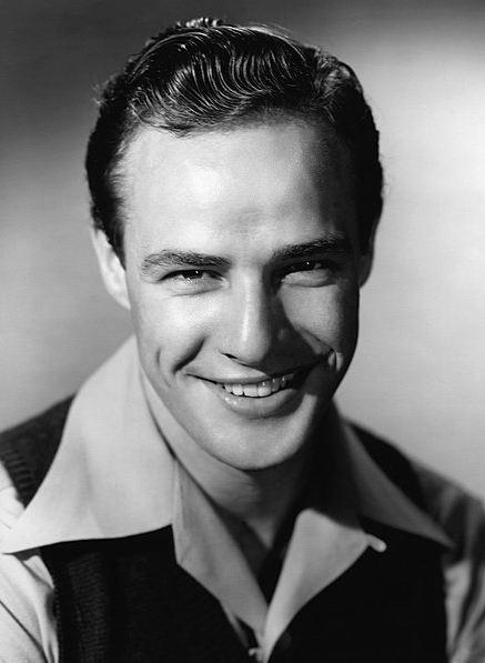 Marlon Brando in the film The Men in 1950