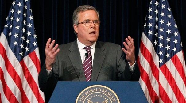 Portrait of Jeb Bush