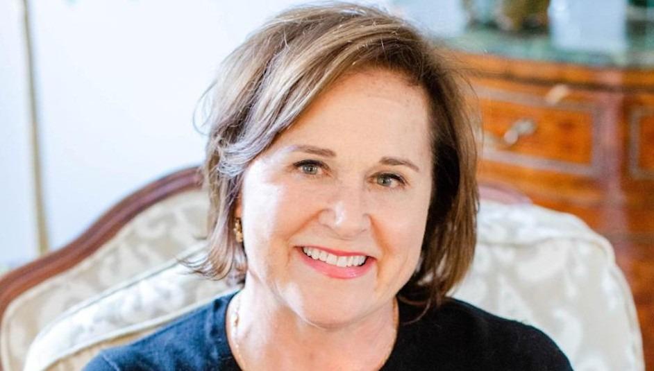portrait of Dorothy Bush