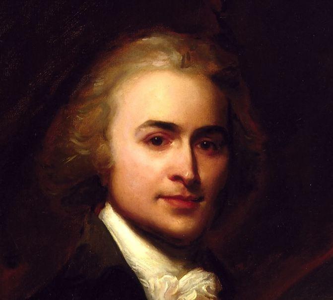 Portrait of John Adams